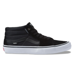 VANS VANS X ANTI HERO SK8-MID PRO GROSSO/BLACK