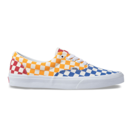 VANS VANS ERA CHECKERBOARD MULTI / TRUE