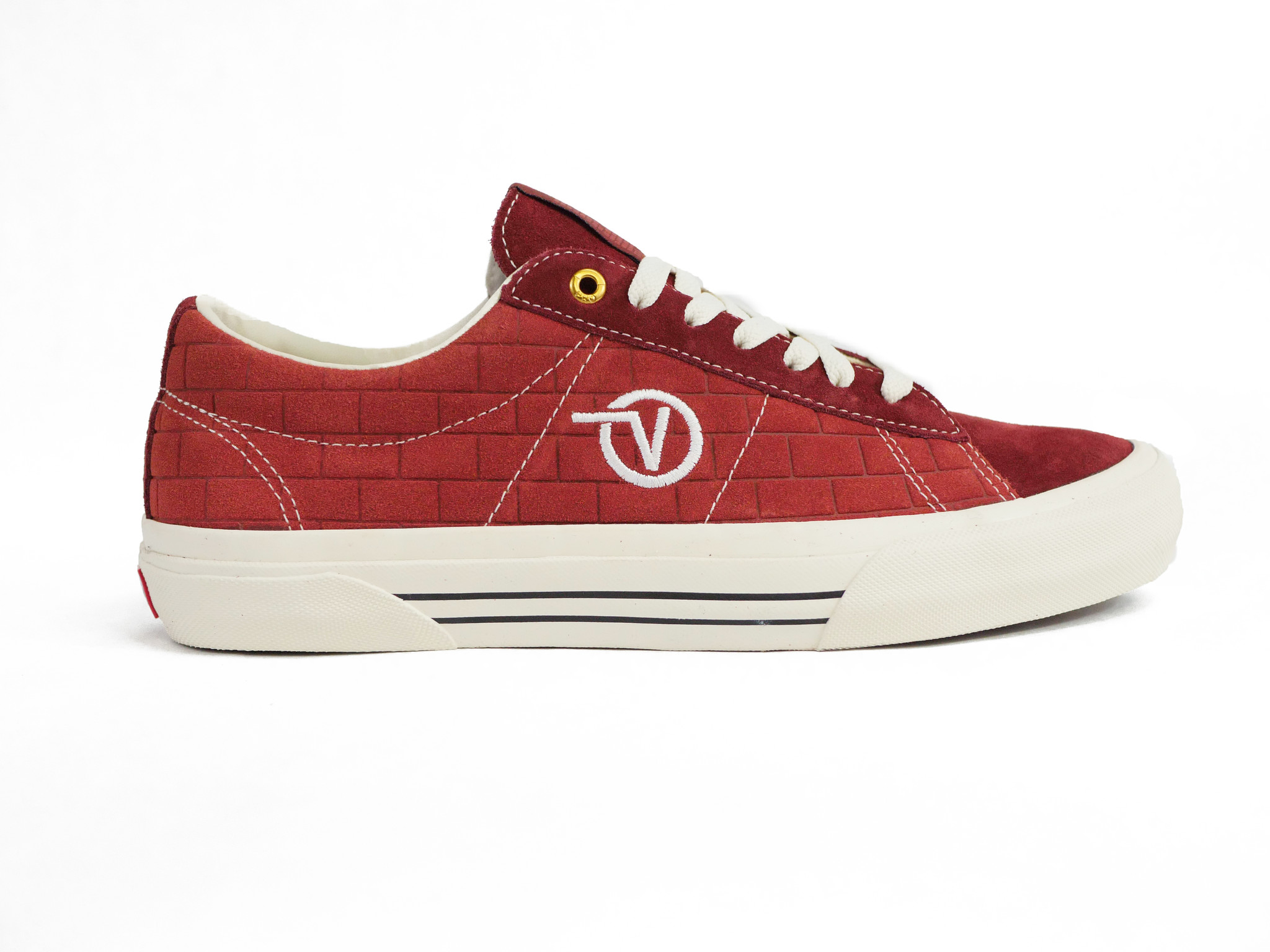 VANS VANS SID PRO LTD PASS~PORT BRICK RED