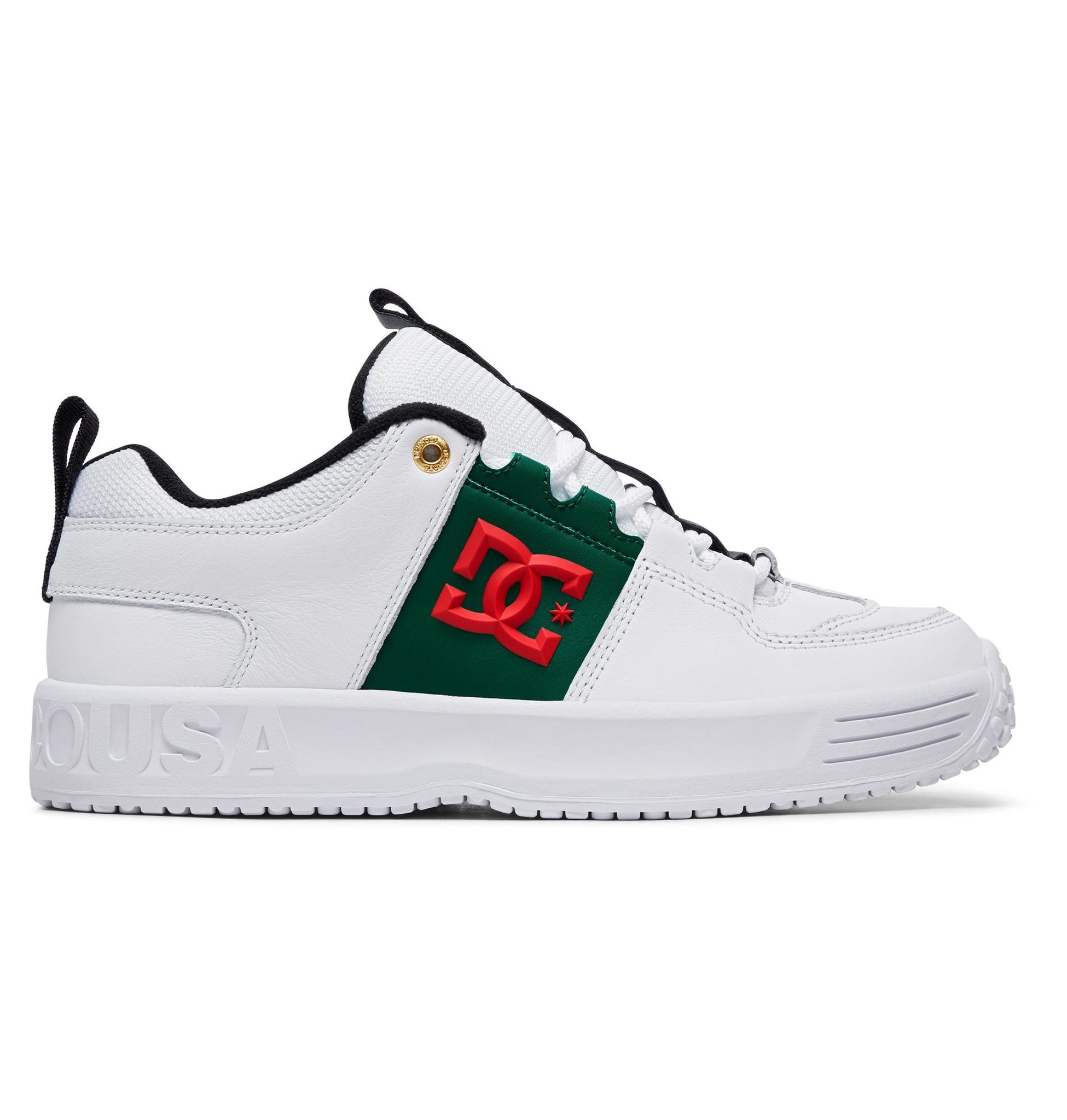 DC DC LYNX OG LUXE PACK WHITE/GREEN