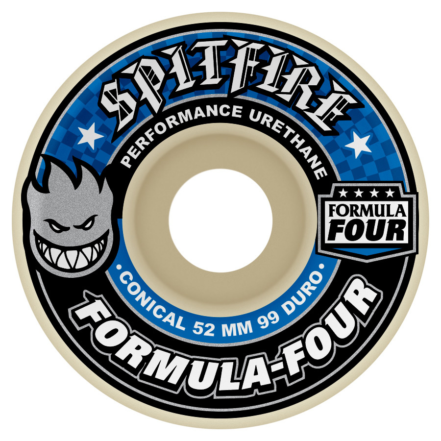 SPITFIRE SPITFIRE F4 CONICAL 99D 53MM