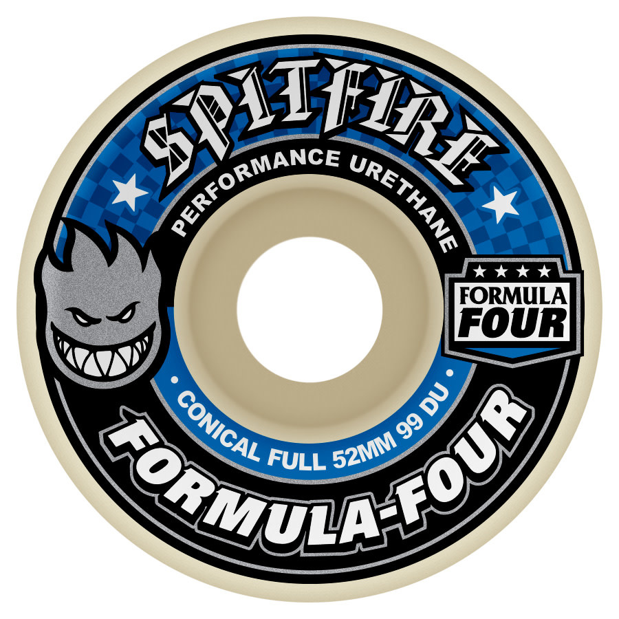 SPITFIRE SPITFIRE F4 CONICAL FULL 99D 52MM