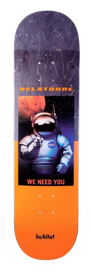 HABITAT HABITAT X NASA DELATORRE 8.18