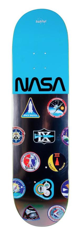 HABITAT HABITAT X NASA LOGO ARRAY 8.25