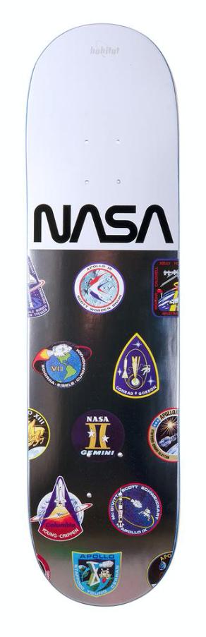 HABITAT HABITAT X NASA LOGO ARRAY 8.0
