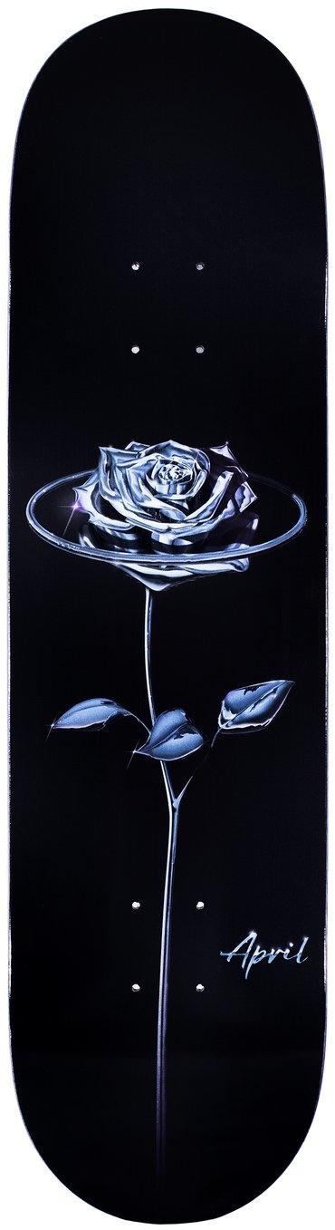 APRIL APRIL CHROME ROSE BLACK