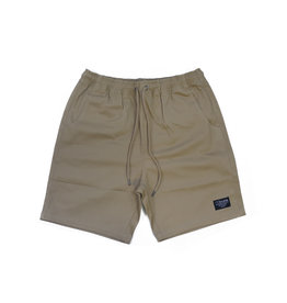 BLUETILE BLUETILE SURPLUS DRAWSTRING SHORT KHAKI