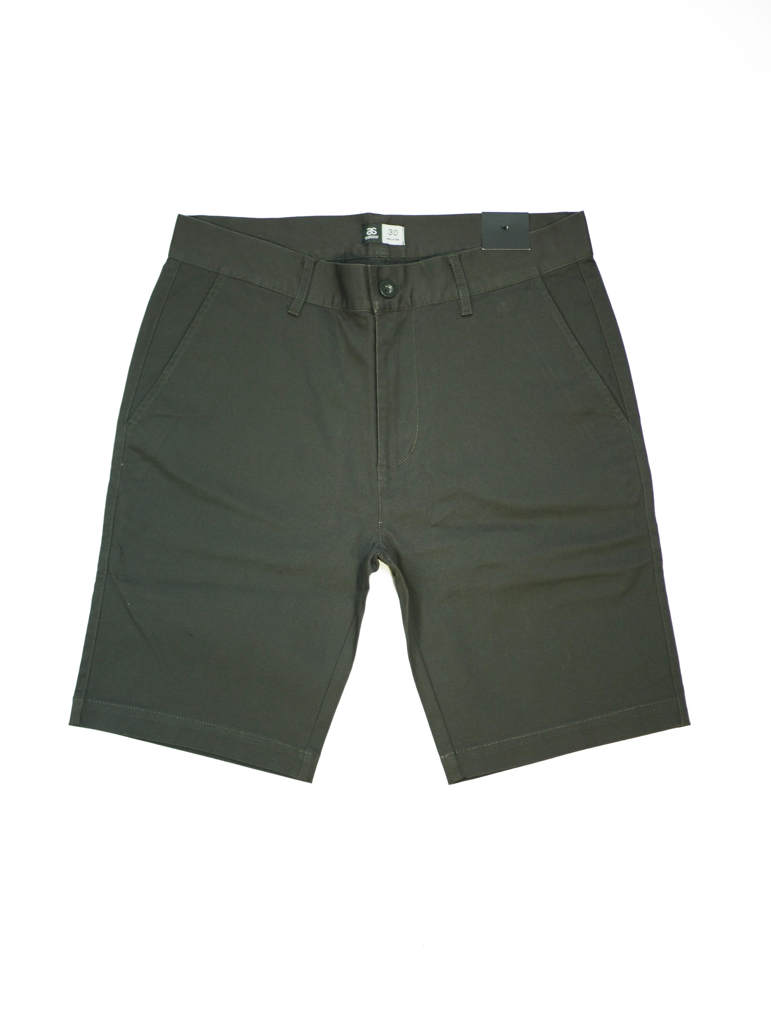 BLUETILE BLUETILE SURPLUS SHORT GREY