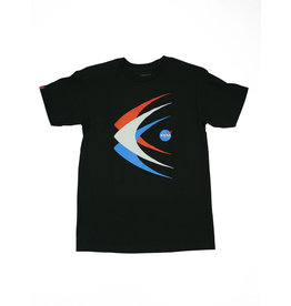 HABITAT HABITAT X NASA APOLLO 15 T-SHIRT BLACK