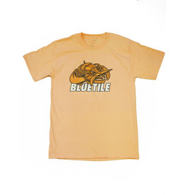 BLUETILE BLUETILE ORANGE LOBSTER T-SHIRT