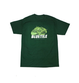 BLUETILE BLUETILE GREEN LOBSTER T-SHIRT