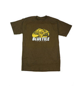 BLUETILE BLUETILE YELLOW LOBSTER T-SHIRT