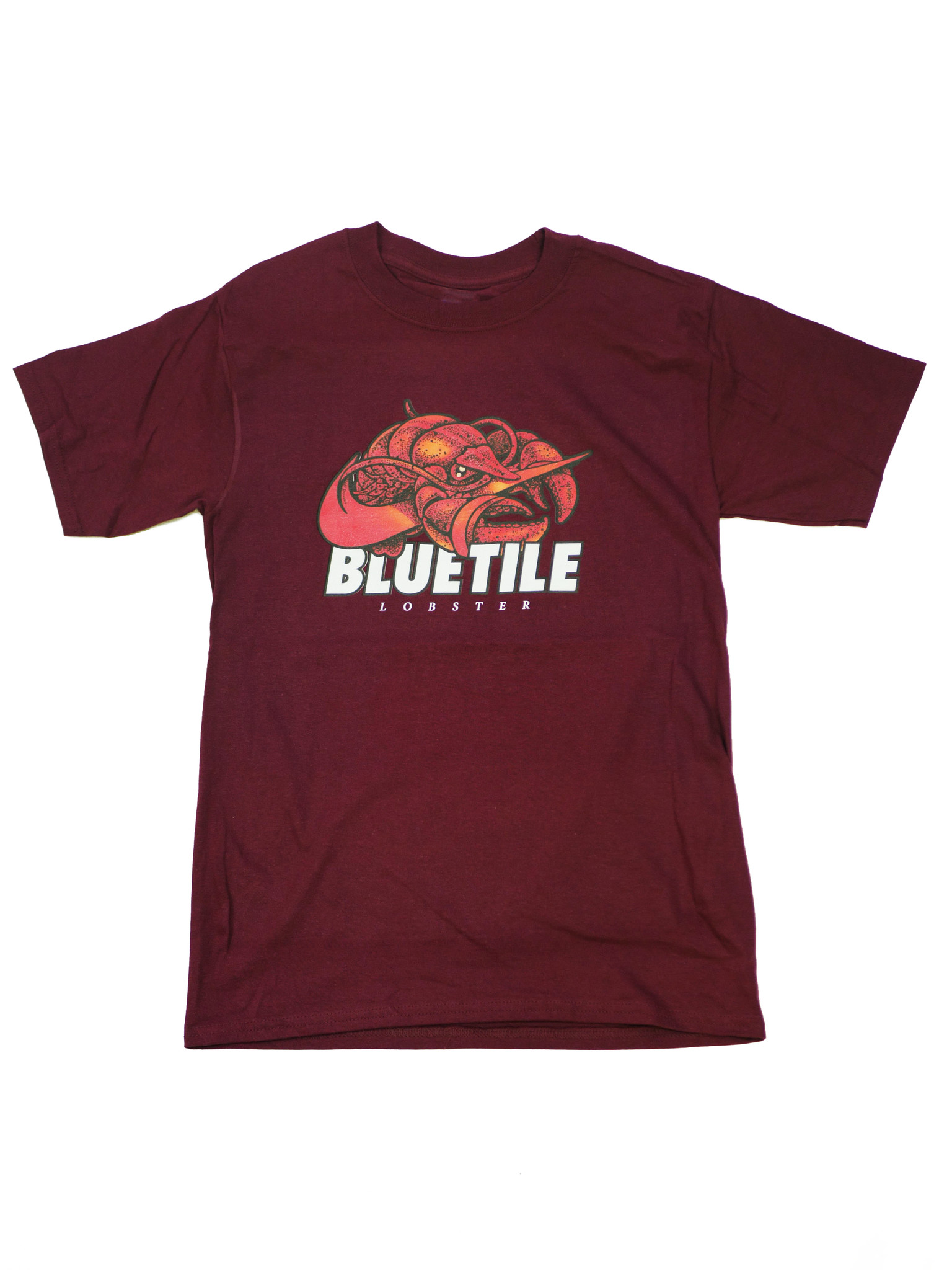 BLUETILE BLUETILE RED LOBSTER T-SHIRT