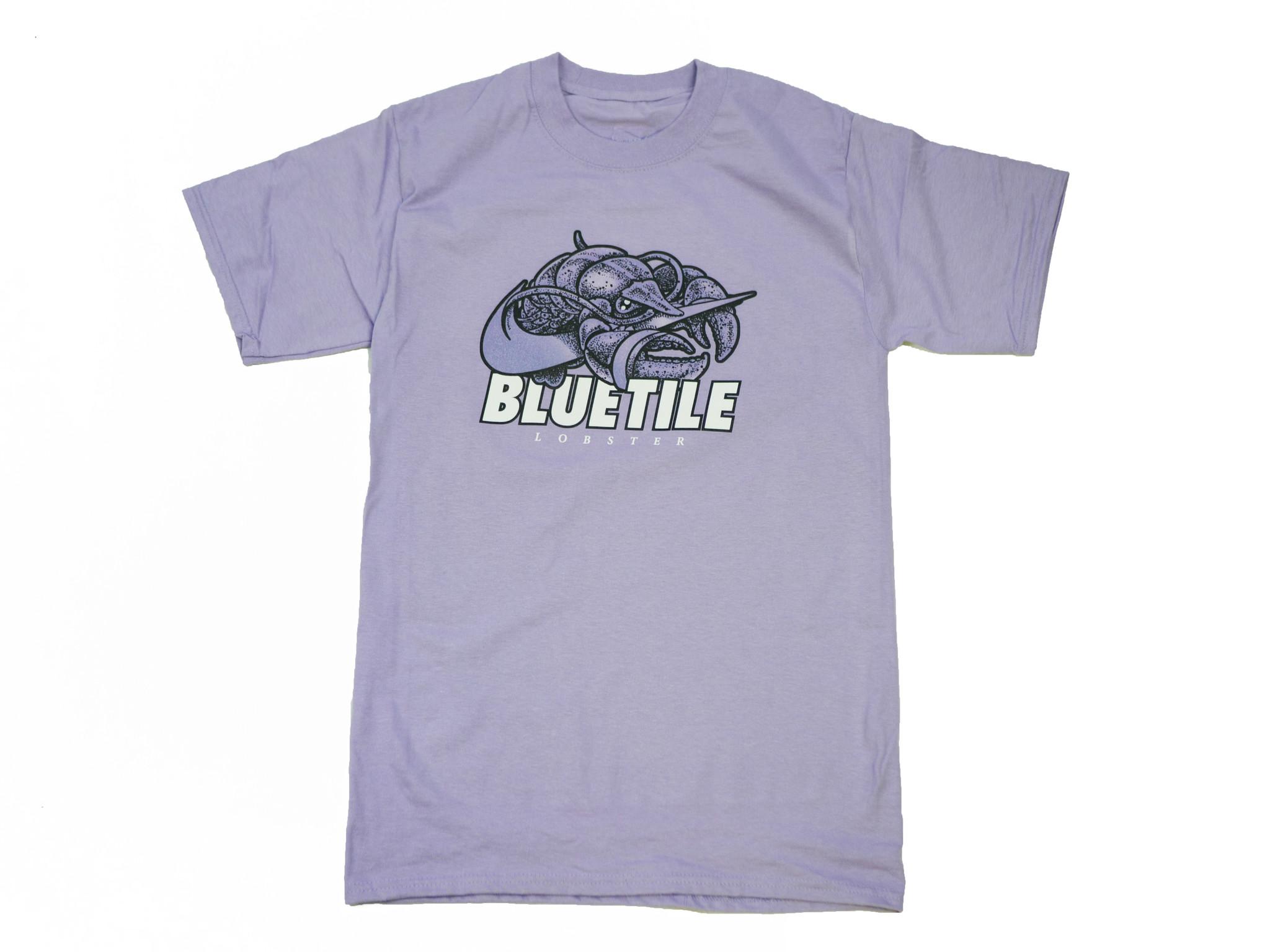 BLUETILE BLUETILE PURPLE LOBSTER T-SHIRT