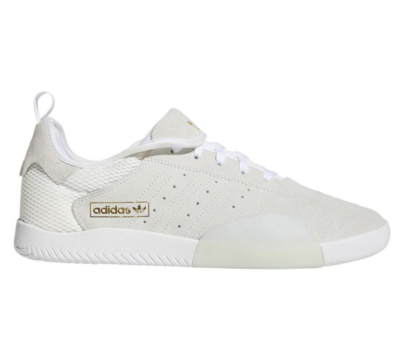 grand choix de b9206 1acc1 ADIDAS 3ST.003 WHITE SUEDE / CLEAR