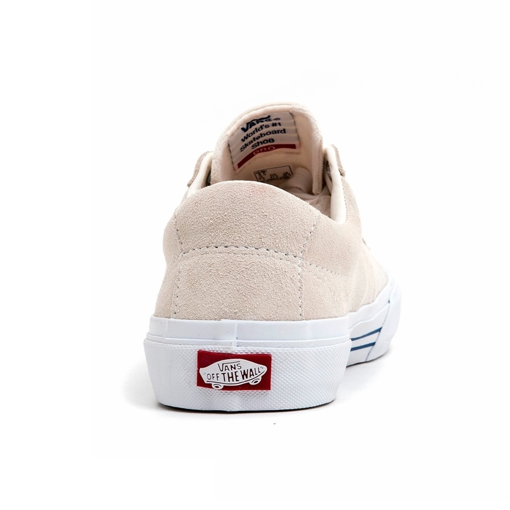 VANS VANS SADDLE SID PRO MARSHMALLOW / RACING RED