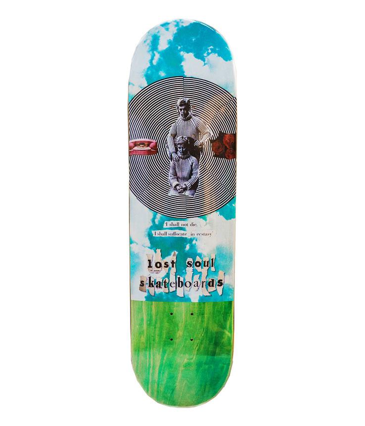 Lost soul Skateboards LOST SOUL SUFFOCATE