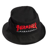 THRASHER THRASHER GODZILLA BUCKET HAT BLACK