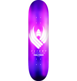 POWELL - PERALTA POWELL PERALTA FLIGHT 02 GLOW 8.5 PURPLE 244