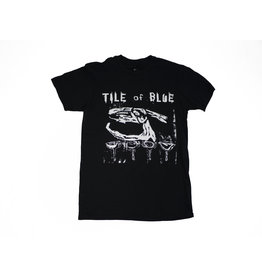 BLUETILE BLUETILE TILE OF BLUE T-SHIRT BLACK