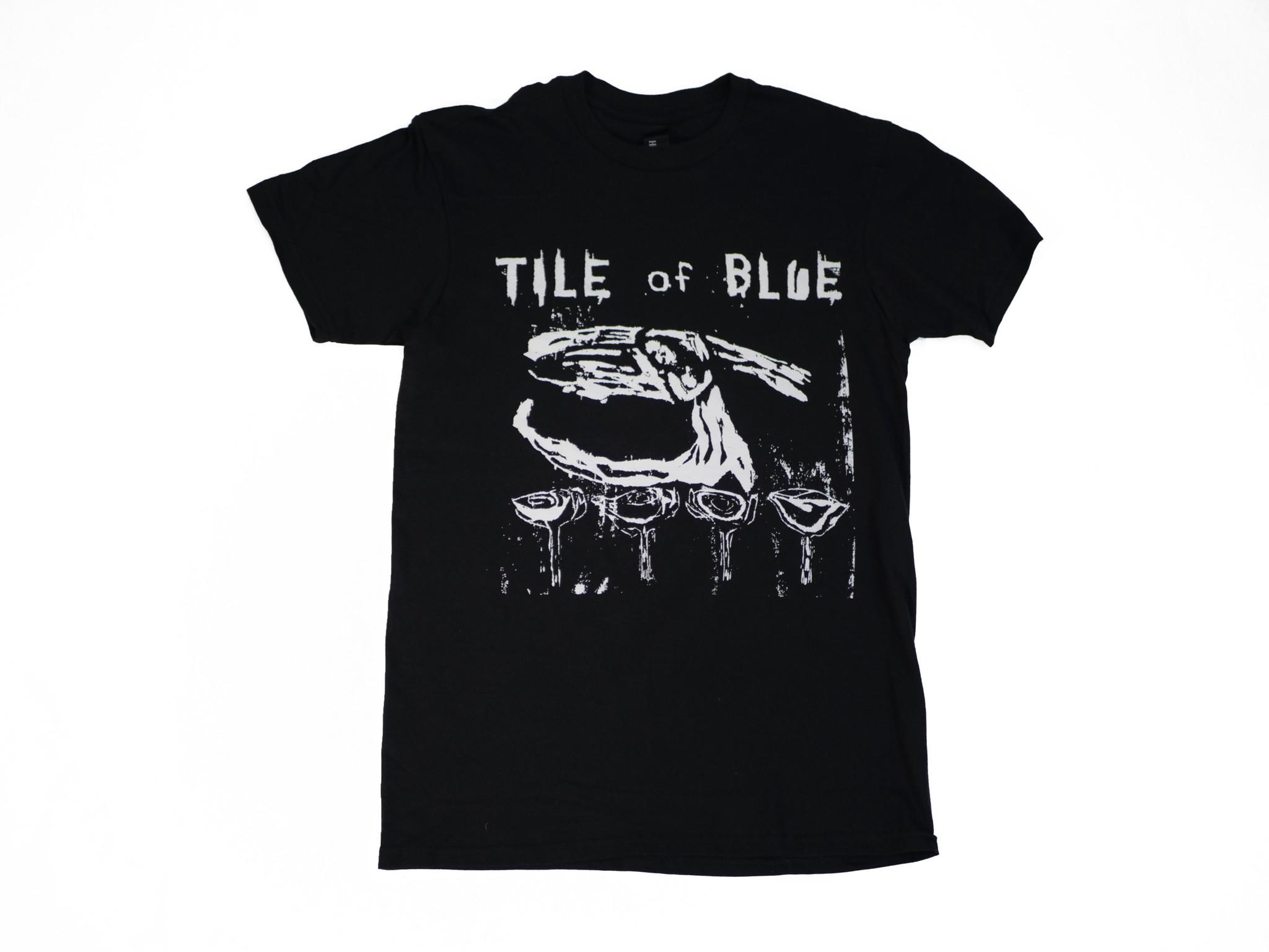BLUETILE BLUETILE TILE OF BLUE T-SHIRT BLACK