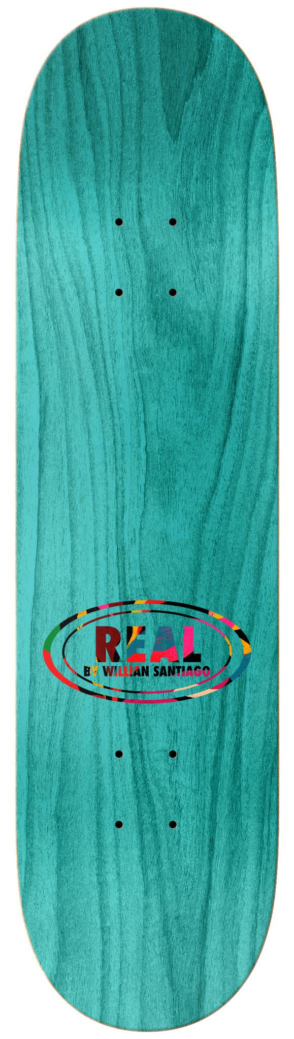 REAL REAL WALKER X WIILIAN 8.5