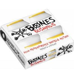 BONES BONES HARDCORE BUSHINGS MEDIUM WHITE/YELLOW