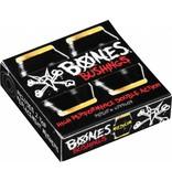 BONES BONES HARDCORE BUSHINGS MEDIUM BLACK/YELLOW