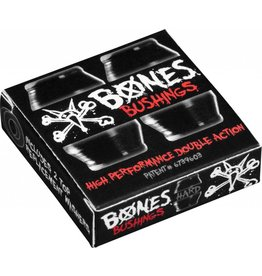 BONES BONES HARDCORE BUSHINGS HARD BLACK/BLACK