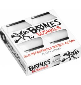 BONES BONES HARDCORE BUSHINGS HARD WHITE/BLACK