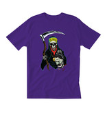 BLUETILE BLUETILE REAPER T-SHIRT PURPLE