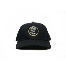 BLUETILE BLUETILE ALL THE BEST SNAP BACK BLACK