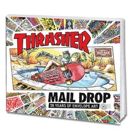 THRASHER THRASHER MAIL DROP BOOK