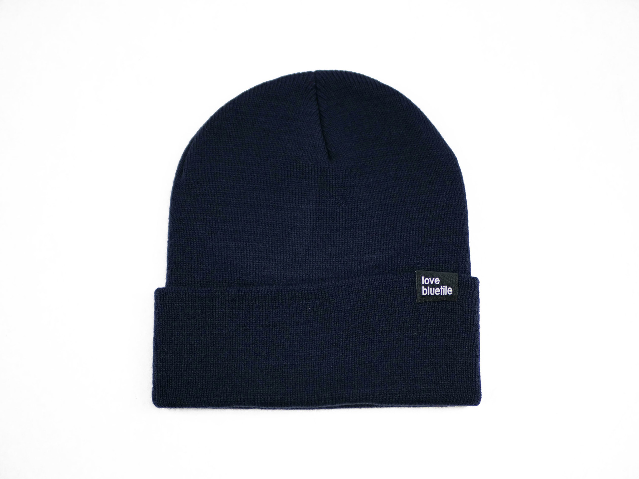 BLUETILE BLUETILE LOVE ALWAYS BEANIE NAVY