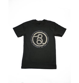 BLUETILE BLUETILE SUPPLY CO T-SHIRT COAL GREY
