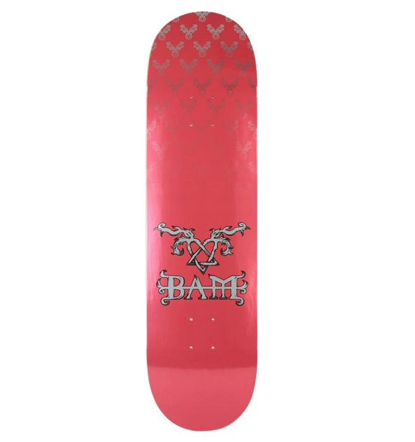 ELEMENT ELEMENT BAM HEARTAGRAM PINK 8.5