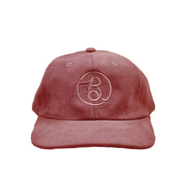 BLUETILE BLUETILE SUPPLY CO CORDUROY STRAP BACK CORAL