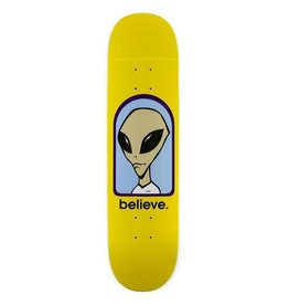 ALIEN WORKSHOP ALIEN WORKSHOP BELIEVE YELLOW 7.75