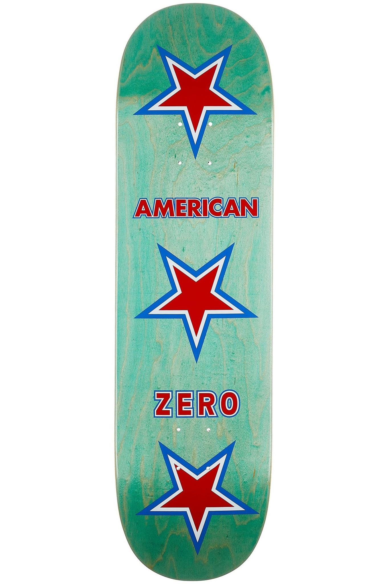 ZERO ZERO AMERICAN ZERO 8.625 (VARIOUS STAINS)