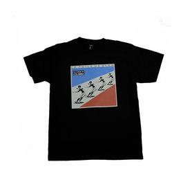 BLUETILE BLUETILE KRAFTWERK T-SHIRT BLACK