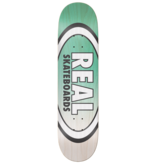 REAL REAL OVAL SHINE ON 8.5