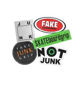 FAKE JUNK FAKE JUNK RIP STICKER PACK