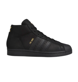 ADIDAS ADIDAS PRO MODEL BLACK / METALLIC GOLD