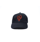 BLUETILE BLUETILE LOVERS DAD HAT BLACK