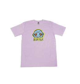 BLUETILE BLUETILE TRASHCAN T-SHIRT PURPLE