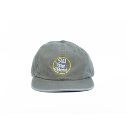 BLUETILE BLUETILE ALL THE BEST UNSTRUCTURED HAT COFFEE