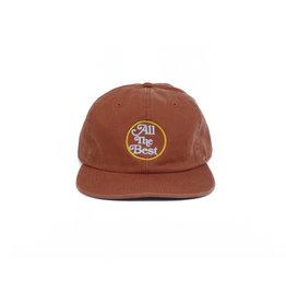 BLUETILE BLUETILE ALL THE BEST UNSTRUCTURED HAT COPPER