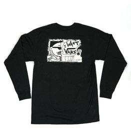 VANS VANS X AA HOCKEY LONG SLEEVE BLACK