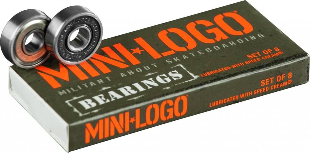 MINI LOGO MINI LOGO BEARINGS 8-COUNT