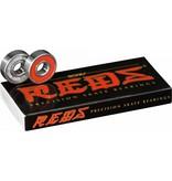 BONES BONES REDS BEARINGS 8 PACK
